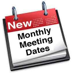 Monthly Meeting Dates